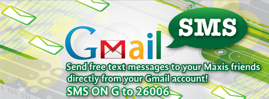 Gmail SMS